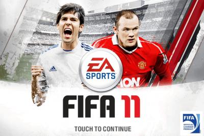 FIFA 2011 (Iphone)