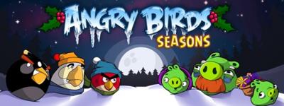 Angry Bird Season (Iphone)