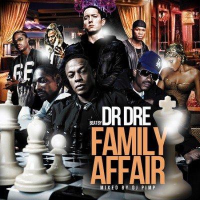 Dr Dre - Family affair