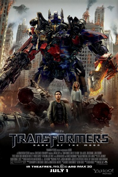 TRANSFORMERS 3 - LA FACE CACHER DE LA LUNE