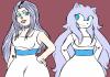 Héla Sonozaki version humain
