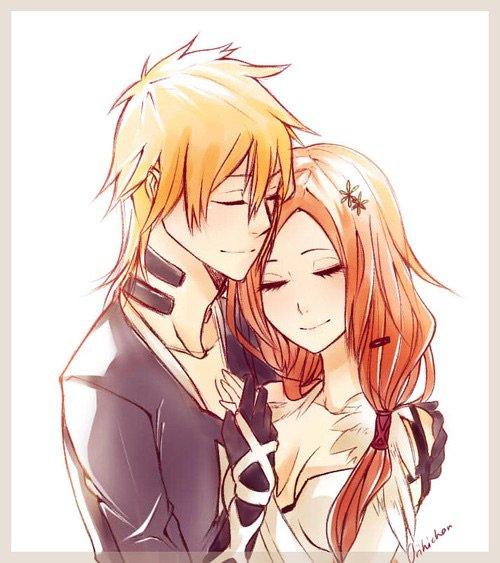 Bienvenue sur le blog du manga Bleach et le couple IchiHime !