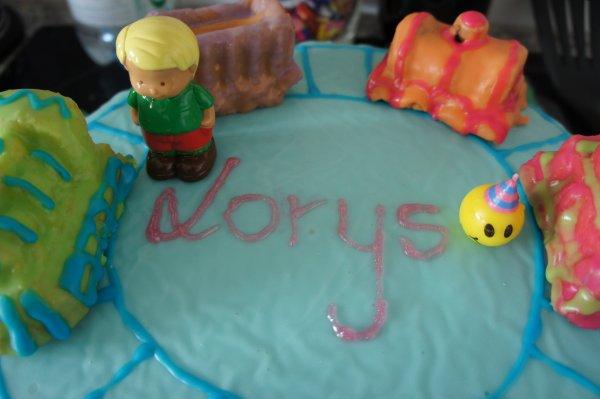 Lorys 1 an