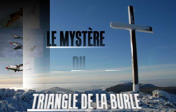 Le triangle de la Burle, les bermudes françaises