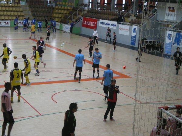 FINALE NATIONALE FCSAD de Futsal 2011/2012 à Vannes 19/06/12