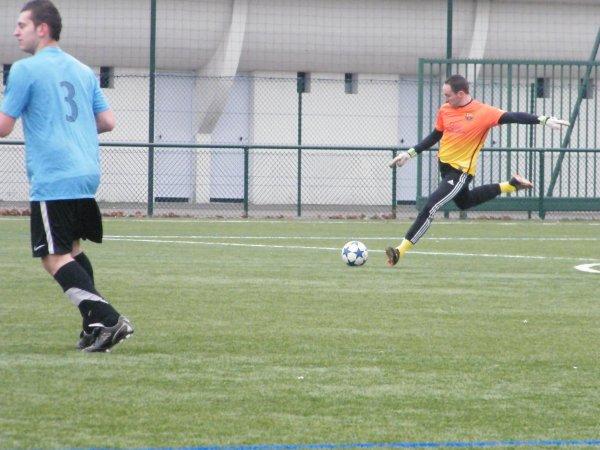 Match amical CSA St GERMAIN en Laye - CSA EPIDE DOULLENS 28/11/13