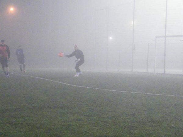 Match Amical Pompiers d'Amiens - CSA Epide Doullens  03/12/13