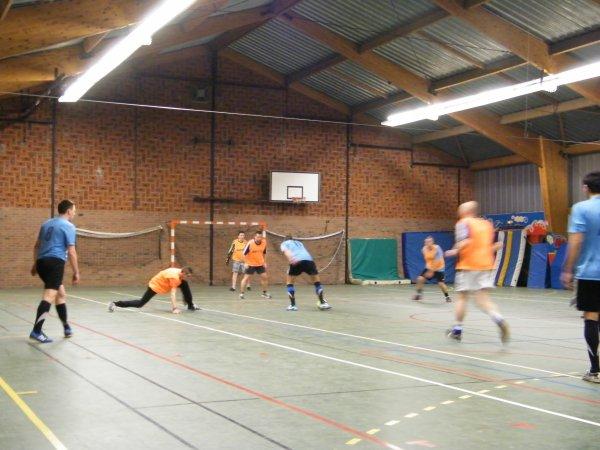 Futsal Amical CSLG Pas en Artois - CSA EPIDE Doullens 19/12/13