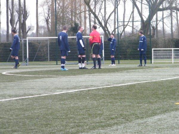 2ème Match de Championnat FCD football 2013/2014: CSA EPIDE Doullens - CSLG KELLERMANN Paris 28/01/14