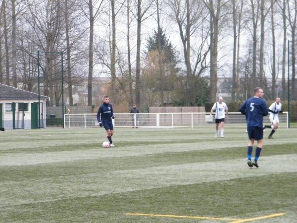 2ème Match de Championnat FCD de football 2013/2014: CSA EPIDE Doullens - CSLG KELLERMANN Paris 28/01/14