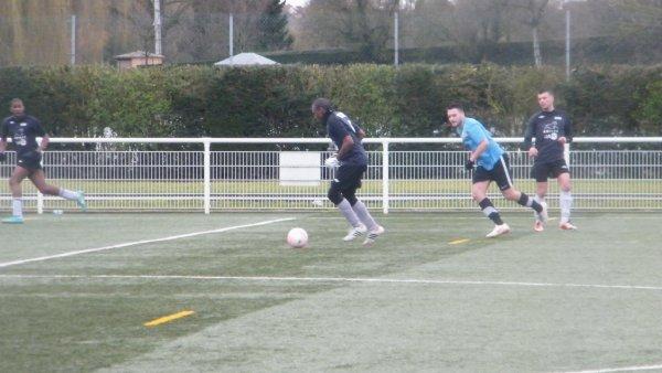 4ème Match de Championnat FCD 2013/2014: CSA Epide Doullens - CSLG Evry Melun 13/02/14
