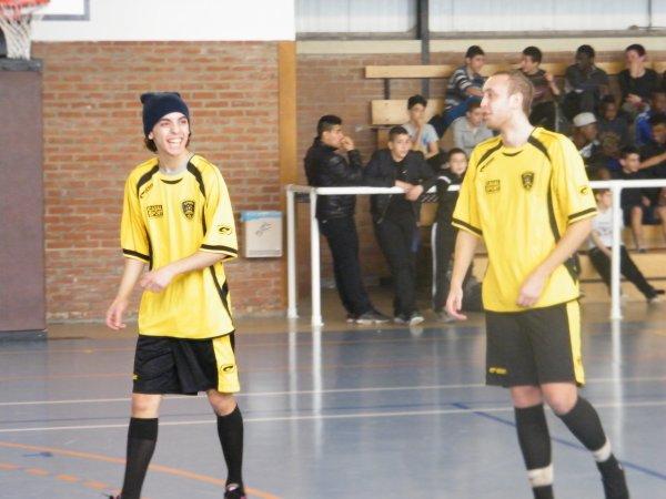 Tournoi Futsal Amiens Ufolep 26/02/14