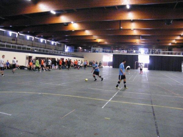 Tournoi futsal Police de Roubaix à Wattrelos 10/04/14