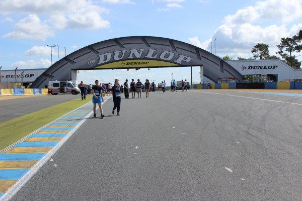 Les Foulées Bleues du Bugatti 05/06/14 au Mans