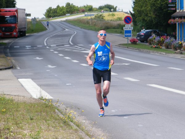 France en courant 2014 Etape 1: Chevreuse - St Florentin
