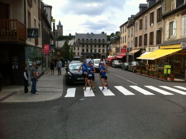 La France en courant 2014: Etape 4: Chatel Guyon - Laguiole 195,5km 23/07/14
