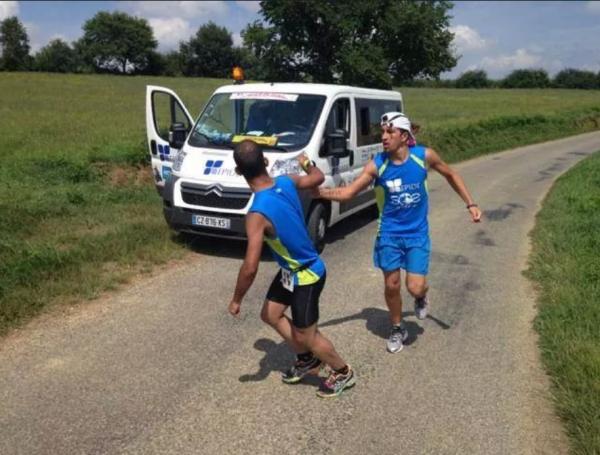 La France en courant 2014 Etape 7: Revel - Montréjeau 191km 26/07/14
