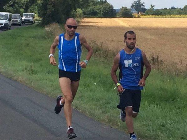 La France en Courant 2014 Etape 12: Chateauneuf sur Charente - Loudun 190km 31/07/14