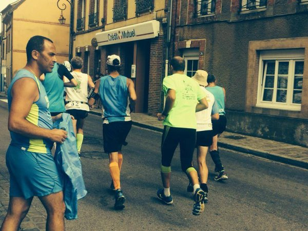 La France en Courant 2014 Etape 14: Lavare - Bernay 152km 02/08/14