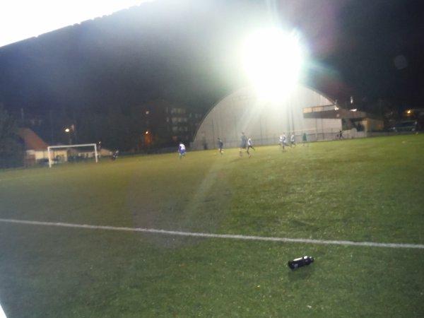 Match amical contre le Club du Pigeonnier d'Amiens 08/10/14