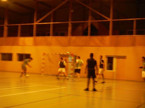 1er Futsal à Beauval 03/11/14