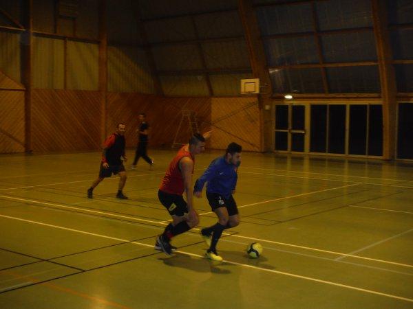 3ème Futsal à Beauval 17/11/14