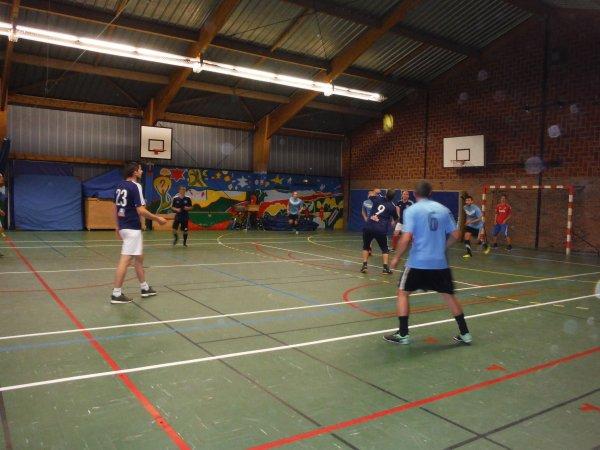 Amical Futsal CSLG Pas en Artois - CSA EPIDE Doullens 20/11/14