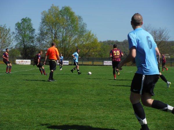 8èmes de Finale du Championnat de Foot FCD CSA BA NANCY - CSA EPIDE DOULLENS
