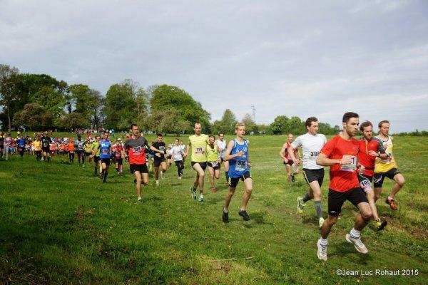 La Carolus Trail d' Heilly 08/05/15