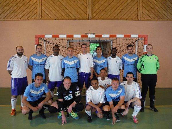 8èmes de Finale du Championnat de Futsal FCD  CSA EPIDE DOULLENS-CSA VINCENNES 18/05/15