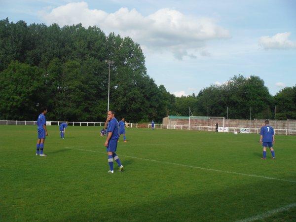 Match amical Vétérans de Doullens 24/06/15