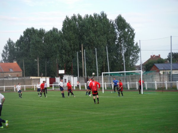 Match amical contre AS Frévent 19/08/15