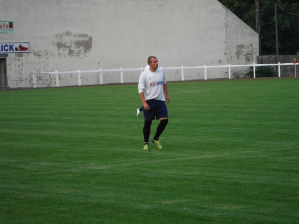 Match amical contre AS Frévent 19/08/15