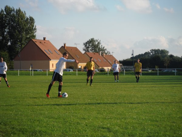 Match amical Fienvillers - CSA EPIDE Doullens 02/09/15