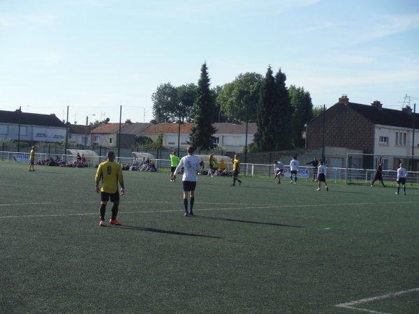 Tournoi du CLSG Valenciennes à Marly 10/09/15
