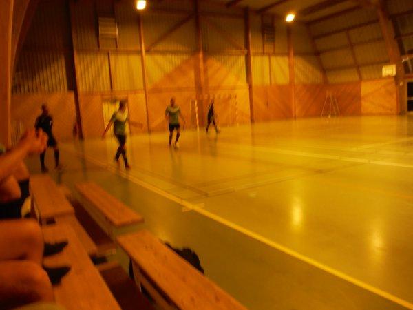 1er Match de Championnat Futsal FFF 2ème division: CSA EPIDE Doullens - Ailly le haut Clocher 05/10/15