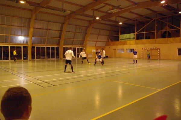 8ème Match de Championnat Futsal FFF: Csa Epide Doullens - Flesselles 07/12/15
