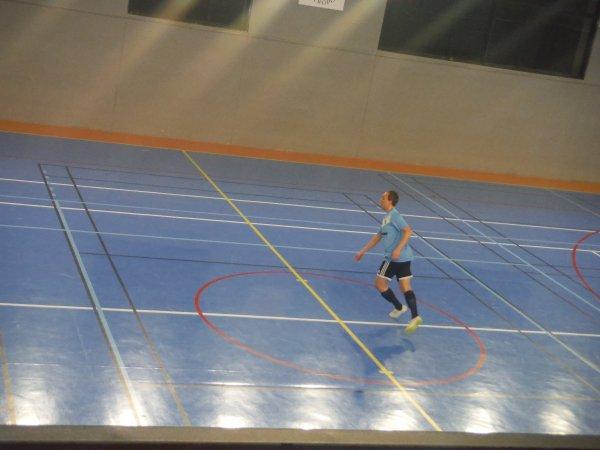 11ème Match de Championnat Futsal FFF: St Fuscien - Csa Epide Doullens 19/01/16