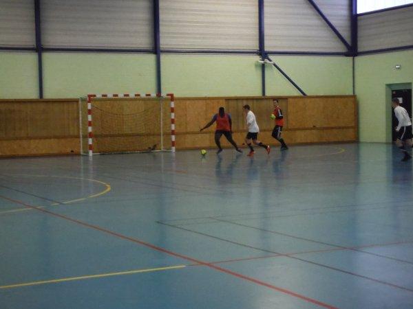 Amical Futsal Lycée de l' Authie 27/01/16
