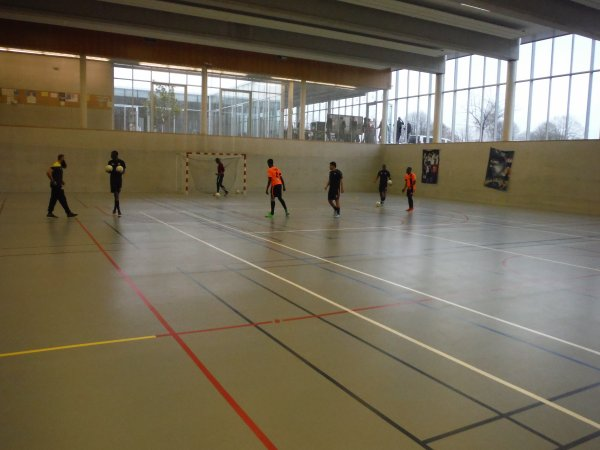 32ème de Finale Coupe de France Futsal : CSA EPIDE Doullens - Paris ACASA 13/02/16