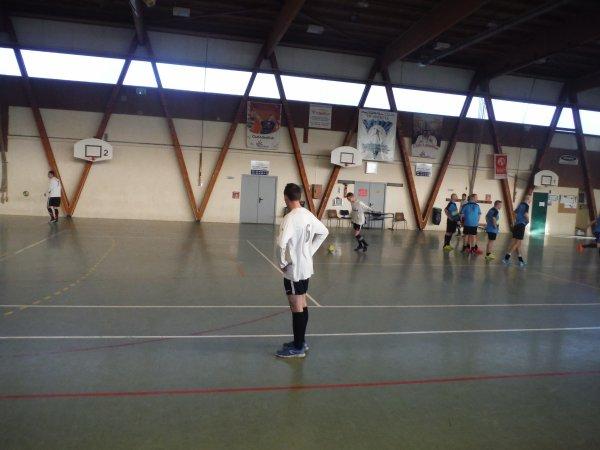 Match de Championnat FCD Futsal Ligue Nord: CSLG Clermont - CSA EPIDE Doullens 07/04/16