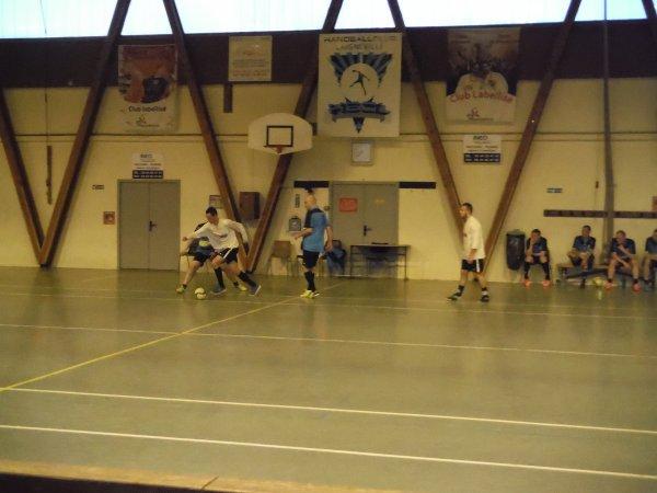 Match de Championnat Futsal FCD Ligue Nord: CSLG Clermont - CSA EPIDE Doullens 07/04/16