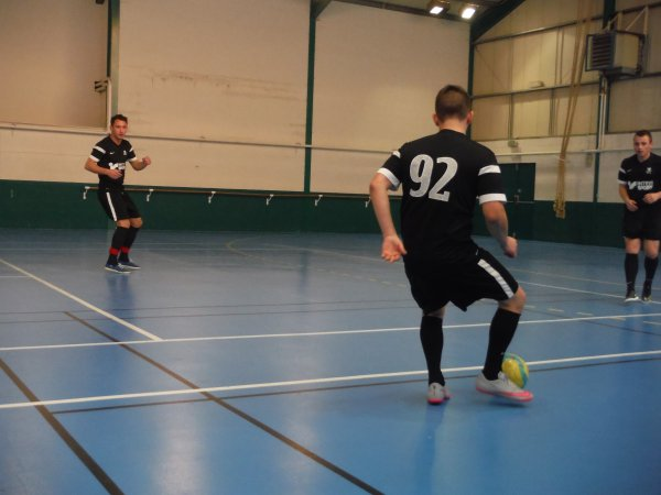 Match amical futsal: Ailly le Haut Clocher - Csa Epide Doullens 13/04/16