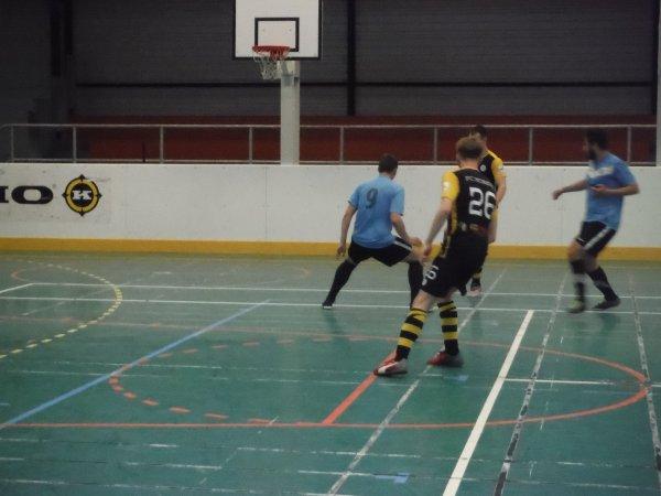 16ème Match de Championnat Futsal FFF: FC Moreuil - Csa Epide Doullens 20/04/16