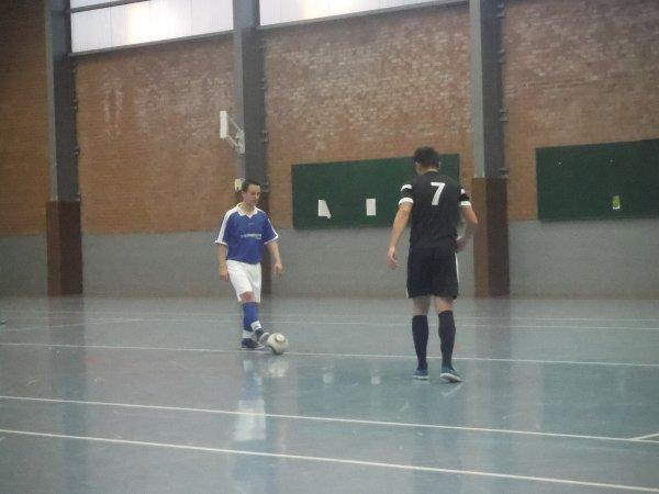17ème Match de Championnat Futsal FFF: Flesselles - Csa Epide Doullens 25/04/16