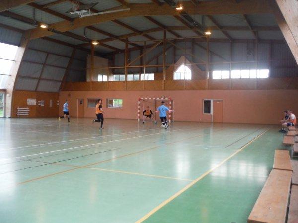 Match Amical Futsal CSA Doullens - Pas en Artois 02/05/16