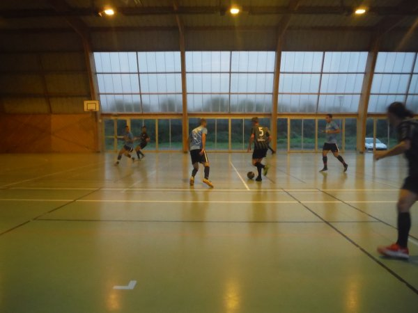 Match amical CSA Doullens - Amiens AF 05/09/16