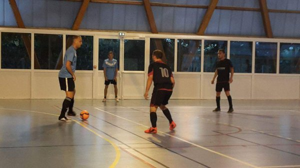Match Amical Cagny - Csa Doullens 06/09/16