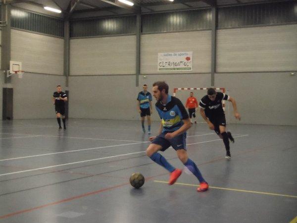 Championnat Futsal FCD Ligue Nord: CSLG Clermont - CSA Epide Doullens 02/11/16