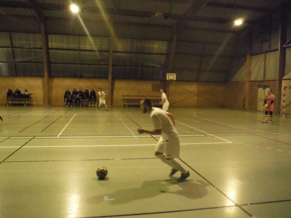 2ème Tour de Coupe de France Futsal: CSA EPIDE Doullens - ES St Fuscien 17/11/16